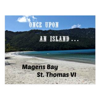 Magens Bay, St. Thomas VI Postcard