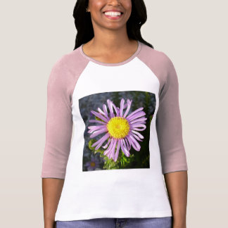 Magenta Aster - A Star of Love and Fidelity T-Shirt