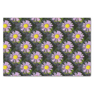 Magenta Aster - A Star of Love and Fidelity Tissue Paper
