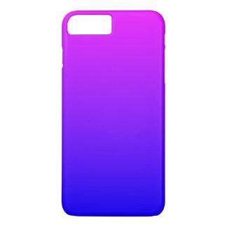 Magenta Blue Ombre iPhone 7 Plus Case