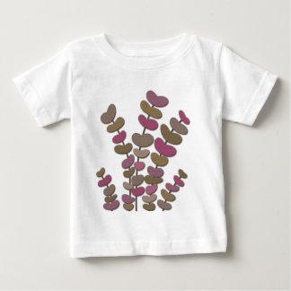 Magenta decorative plant baby T-Shirt