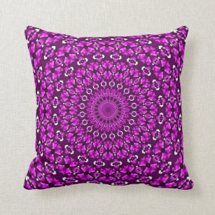 Magenta Pillows Amp Cushions Zazzle Ca
