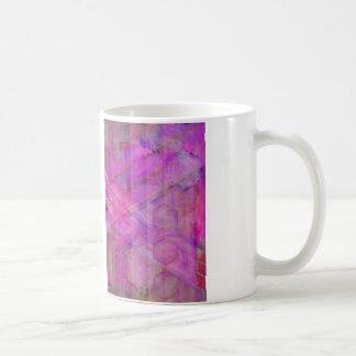 Magenta Haze Classic White Coffee Mug