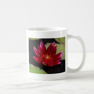 Magenta Lotus Waterlily Coffee Mug