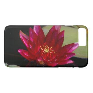 Magenta Lotus Waterlily iPhone 8 Plus/7 Plus Case
