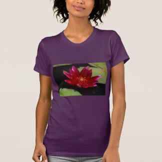 Magenta Lotus Waterlily T-Shirt