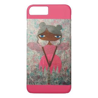 """""""Magenta Love Fairy"""" iPhone 7 Plus Case! iPhone 8 Plus/7 Plus Case"""