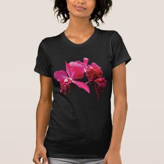 Magenta Orchids Ladies T-Shirt