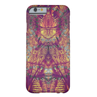 Magenta Palms Barely There iPhone 6 Case