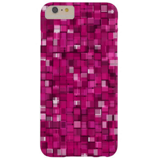 Magenta pixels barely there iPhone 6 plus case