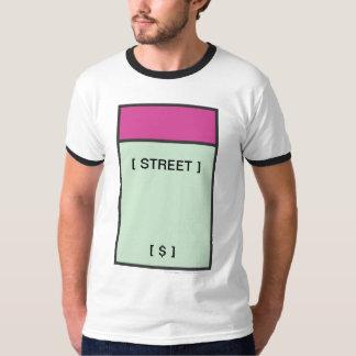 Magenta Space T-shirts