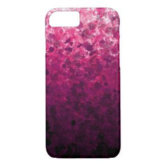 Magenta Spots - Apple iPhone Case