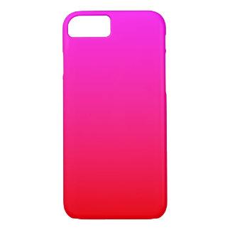 Magenta to Red Gradient Case-Mate iPhone Case