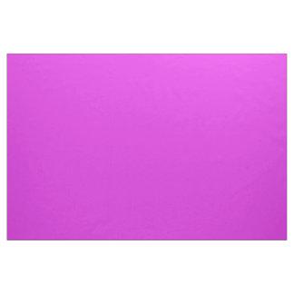 Magenta Violet Bright Purple Color Background Fabric