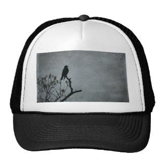 Magestic Crow Trucker Hat