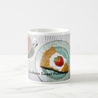 MaggHouze Southern Sweet Potato Pie Coffee Mug