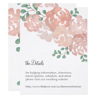 Maggie Hemingway Details Card