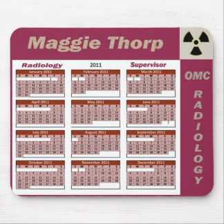Maggie Thorp Radiology Super Mousepad