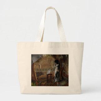 Maggie's World Jumbo Tote Bag