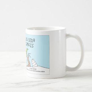 Maggot and the loop hole coffee mug