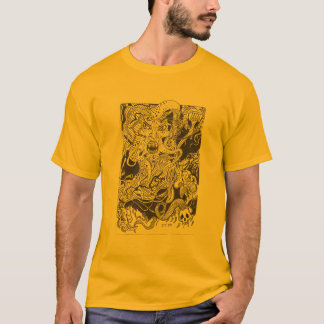MAGGOT  INVASION T-Shirt