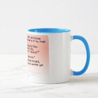 maggot mug. mug
