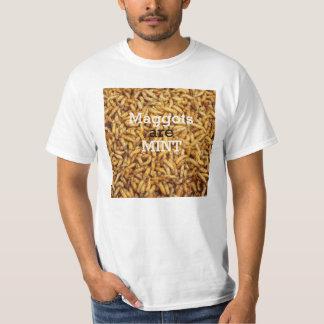 Maggots are Mint T-shirt