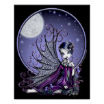 Maggy Blue Moon Adorable Fairy Poster