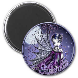 Maggy Twilight Moon Adorable Fairy Magnet