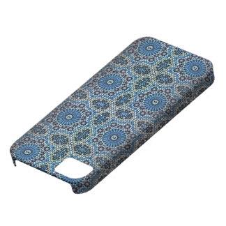 Maghrebi mosaic iPhone 5 cases
