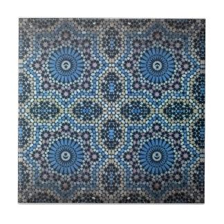 Maghrebi mosaic tile