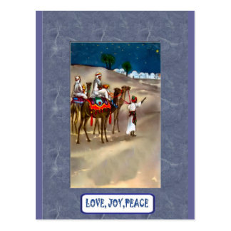 Magi sighting Bethleham Post Cards