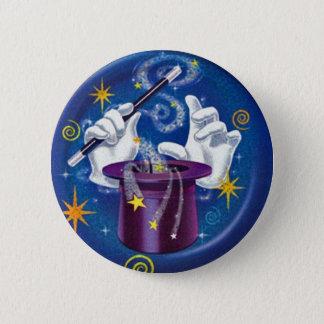 Magic 2 Inch Round Button
