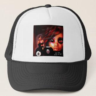 Magic 8 Ball Trucker Hat