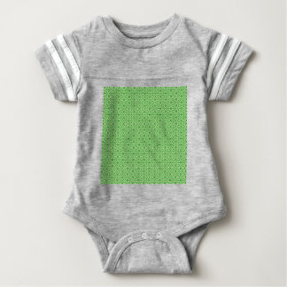Magic Abstracts Green Baby Bodysuit