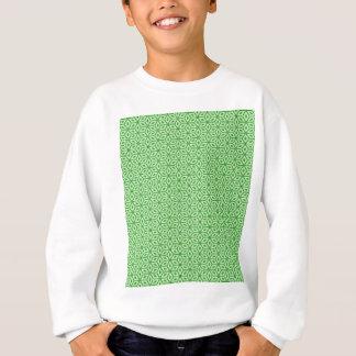 Magic Abstracts Green Sweatshirt