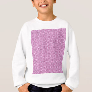 Magic Abstracts Pink and Purple Sweatshirt