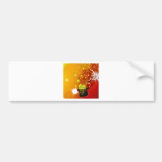 Magic also takes place in tennis bumper sticker