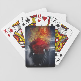 Magic Ball Standard Playing Cards