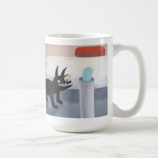 Magic Bean 2-sided Coffee Mug