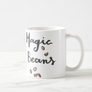 Magic Beans Coffee Mug