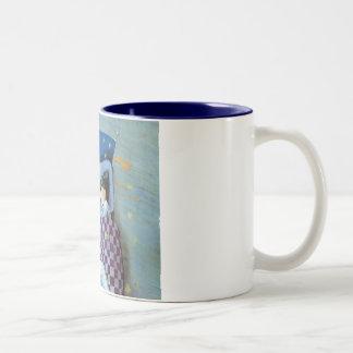 Magic Bed Two-Tone Coffee Mug