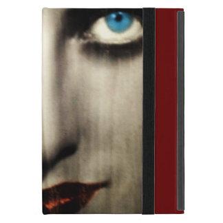 Magic blue eyes iPad mini cases