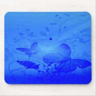 Magic Blue Mouse Pad