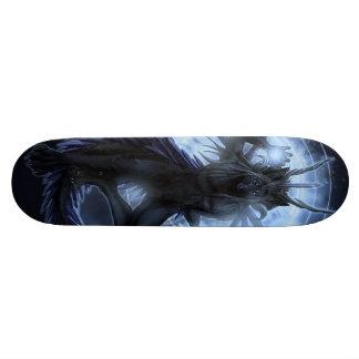 Magic board skate deck