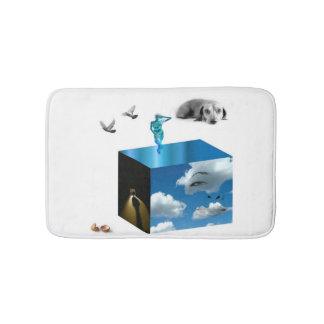 magic  box bath mat