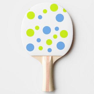 Magic bubbles Ping Pong Paddle