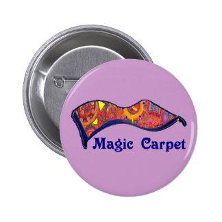 Magic Carpet 2 Inch Round Button