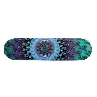 Magic Carpet Ride Celtic Mandala Magic Custom Skate Board