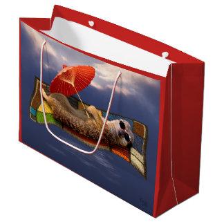 Magic Carpet Ride Gift Bag